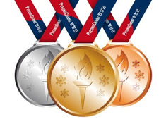 médaille olympiques